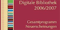 Digitale Bibliothek Neuerscheinungen