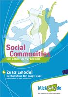 Klicksafe Social Communities Cover