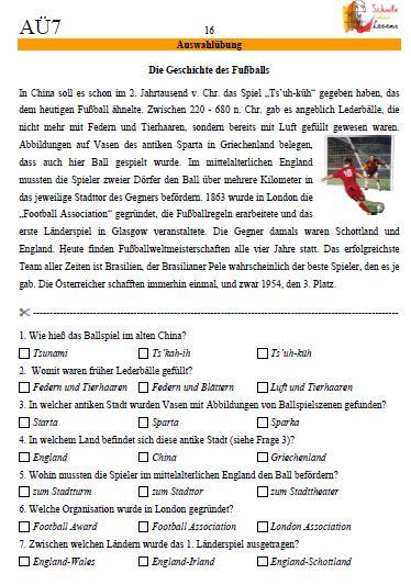 Schule des Leses Födermappe Screenshot