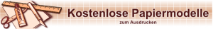 kostenlose Papiermodelle Logo