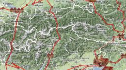 OmnesViae: Römischer Routenplaner