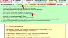 schuelerbeurteilungen.de Screenshot