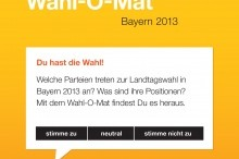 Wahl-o-Mat Logo