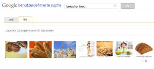 """Suche nach """"Bread or Brot"""" in Public-Domain-Fotosammlungen"""