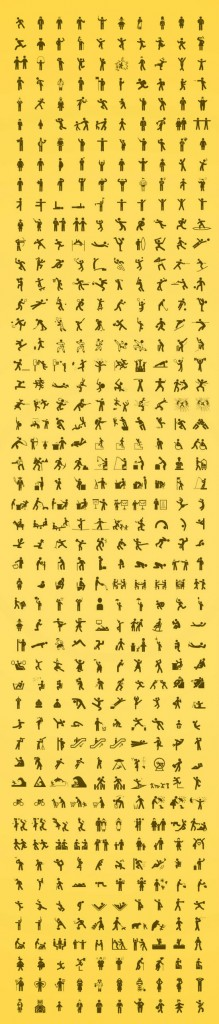 500 Piktogramme