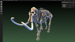 Smithsonian X 3D Screenshot