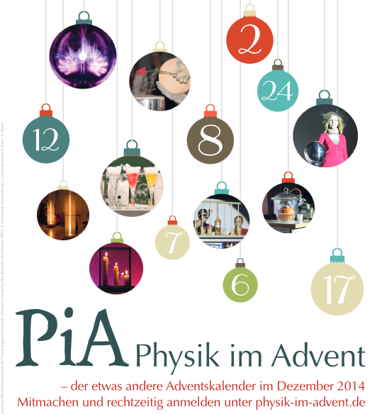 Physik Advent