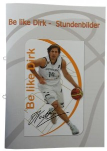 Be like Dirk - Basketball-Stunden