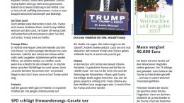 Klar & Deutlich Titelblatt