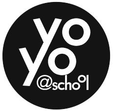 yoyo@school Logo