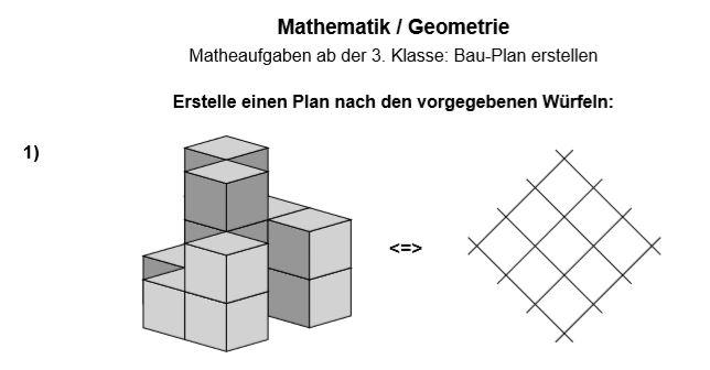 Würfel-Bauplan-Generator › Lehrerrundmail